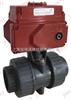 电动塑料球阀(PBV1系列)电动塑料球阀(PBV1系列)